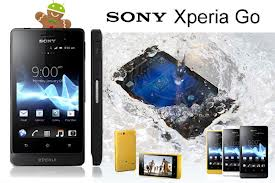Xperia Go Use